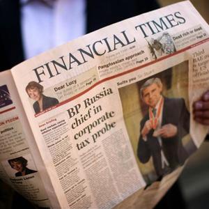 El Financial Times presenta su nuevo diseño
