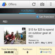 Google lanza su primera oferta en Estados Unidos desafiando a Groupon