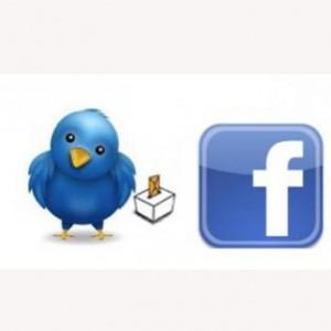 Twitter traslada el mitin electoral a la red y concentra ya más del 90% de las opiniones de los votantes