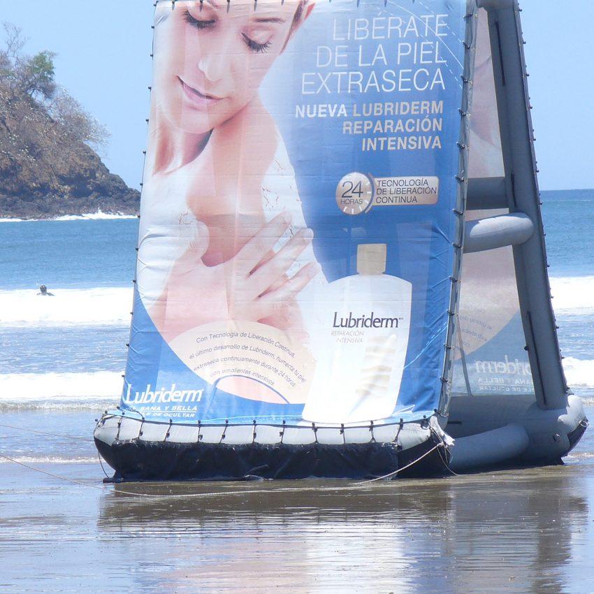 Llega a España un nuevo dispositivo publicitario exterior que se define como un