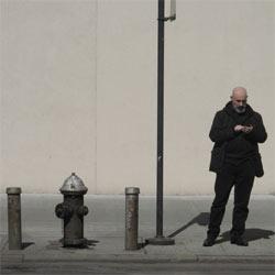 Jorge Colombo, el pintor que sustituye los pinceles por el iPhone