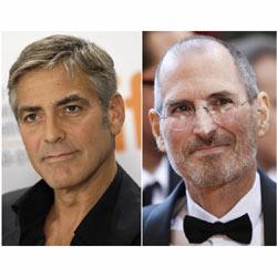 George Clooney podría dar vida a Steve Jobs en la gran pantalla