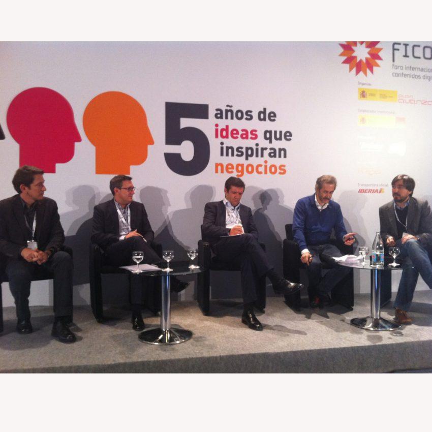 G. Lafuente (El País) en FICOD 2011: