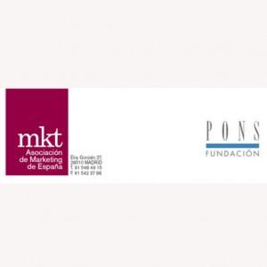 La Fundación PONS y la Asociación de Marketing de España firman un acuerdo de colaboración