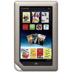 NOOK Tablet: el arma secreta de Barnes & Noble para parar los pies al Kindle Fire de Amazon