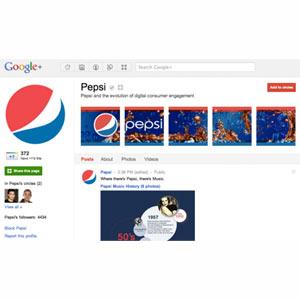Google+ levanta el telón de las páginas para empresas