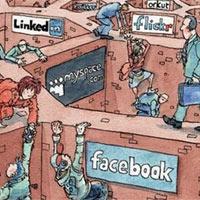 Las redes sociales son también cosa de funcionarios
