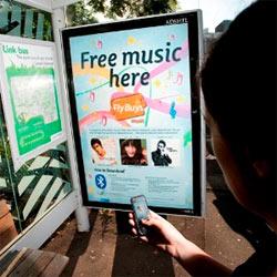 Cuando la publicidad exterior y el marketing móvil se funden en un solo concepto