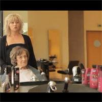 La modelo que despreció L'Oréal ¿es ahora el mejor testimonio +50 de Schwarzkopf?