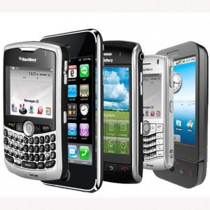 Las ventas de dispositivos móviles crecen un 5,6% en el tercer trimestre y las de smartphones un 42%
