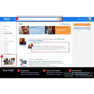 Microsoft intenta echar el freno a Facebook y Google+ con Socl.com