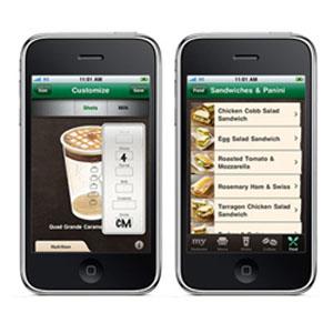 Starbucks ya permite el pago con iPhone en sus tiendas de Reino Unido