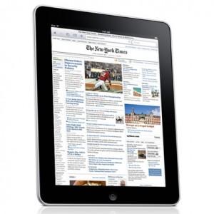 Los agregadores de publicidad llegan a las aplicaciones de prensa para las tabletas