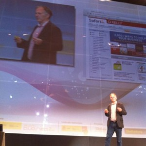 Tim O'Reilly inaugura FICOD 2011: