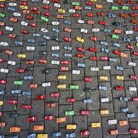 Bungalow25 y TomTom en su primer trabajo crean el mayor atasco en miniatura de la historia con más de 12.000 coches