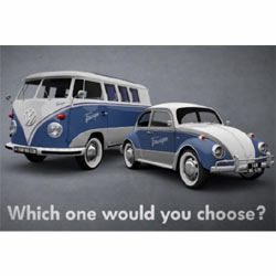 Volkswagen sortea entre sus fans los primeros coches