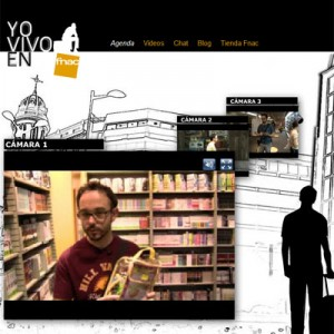 Yovivoenfnac, diseñada por Arena Media, gana tres premios en El Ojo 2011