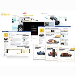 Renault España consolida su presencia en las redes sociales con espectaculares resultados