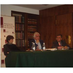 P. Aguilar (Asociación Marketing España):