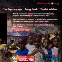Envía tu energía a las escuelas de Mauritania con