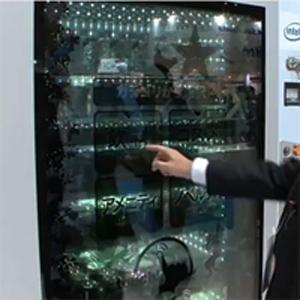 Una nueva máquina expendedora nos da lo que queremos sin decir