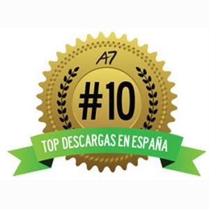 Actualidad7, en el Top 10 de descargas de aplicaciones en España