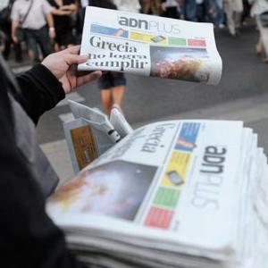 El diario gratuito ADN verá la luz por última vez este viernes debido a la caída de publicidad