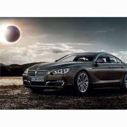 La nueva campaña del BMW 6 Series Gran Coupé pretende eclipsar el mundo