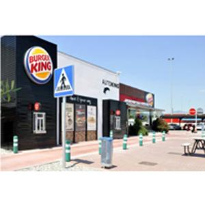 Burger King y Repsol hacen co-branding: ahora las hamburguesas, en la gasolinera