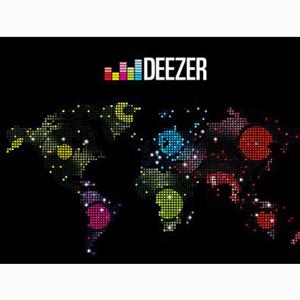 Deezer llevará su transmisión de música online a 200 países