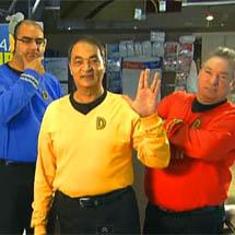 Cómo vender colchones con Star Trek y no matar a la publicidad en el intento