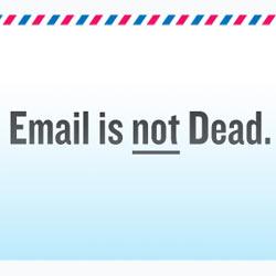 El email está evolucionando, no muriendo