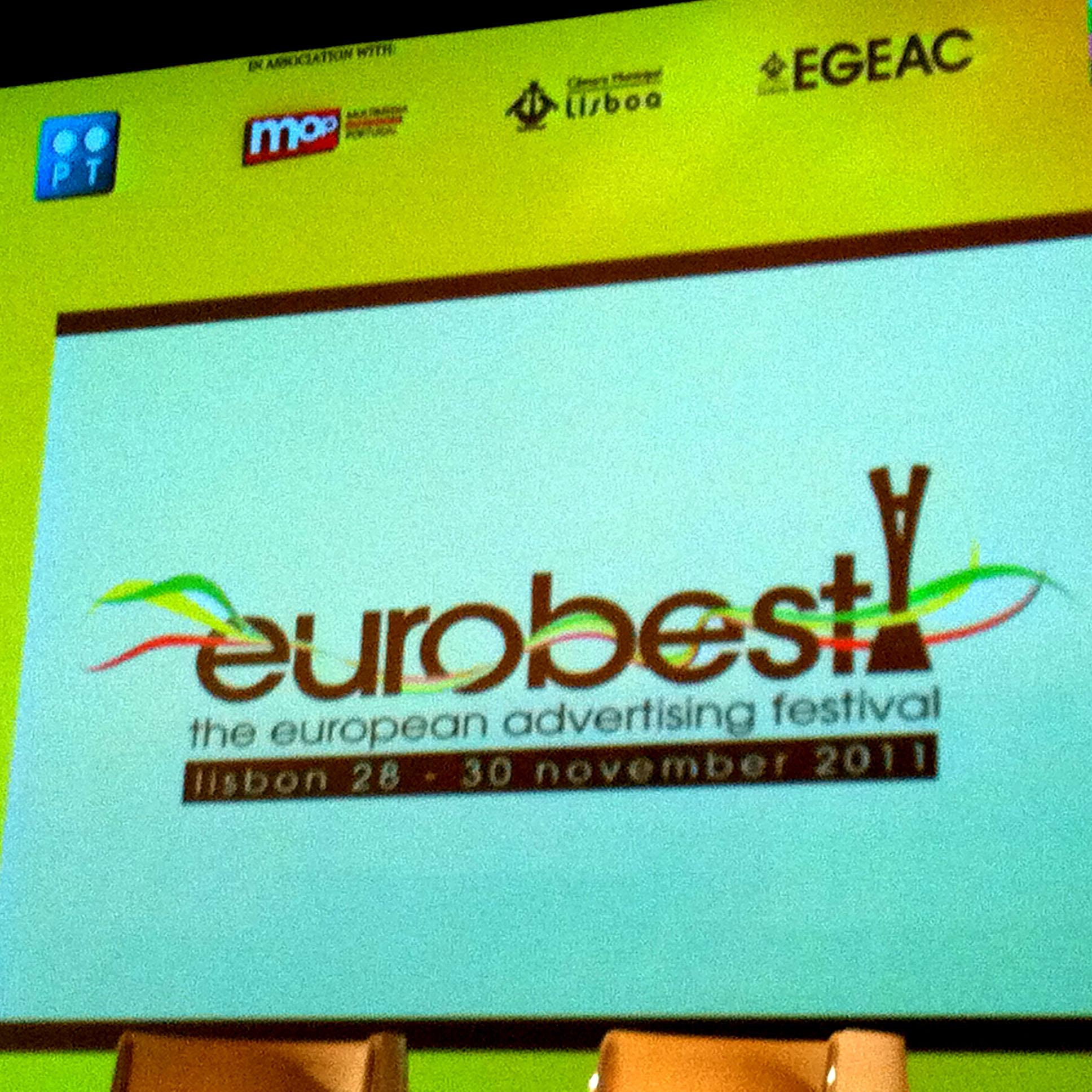 Eurobest 2011 en vídeos e imágenes
