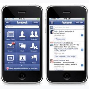 Facebook dará el salto a la publicidad móvil en marzo de 2012