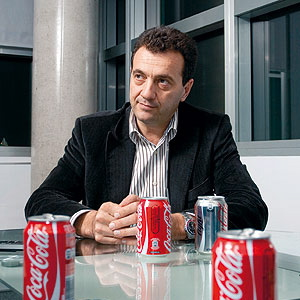 Diciembre 2011: Félix Muñoz deja Coca-Cola en una Navidad marcada por el e-commerce
