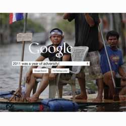 Google nos resume el espíritu de 2011 en 2 minutos de imágenes