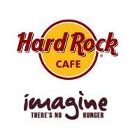Concierto solidario de gospel protagonizado por el coro Black Light en Hard Rock Cafe dentro de la campaña Imagine There's No Hunger