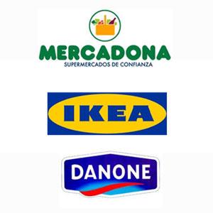 Mercadona, Ikea y Danone son las marcas que más contribuyen a la calidad de vida de los españoles