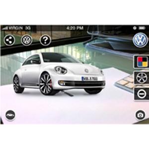 El nuevo escarabajo de Volkswagen en tus manos: llega el iBeetle