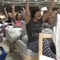 Ikea invita a los usuarios de Facebook a una