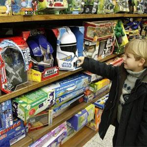 Papá Noel y los Reyes Magos se gastarán este año 70 euros en juguetes por niño