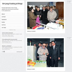 Internet se mofa de la muerte del dictador norcoreano Kim Jong-Il