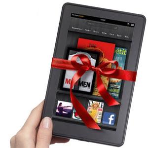 Estas navidades, ¡no sin mi Kindle!