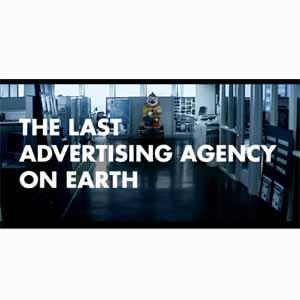 ¿Es este el vídeo de la última agencia de publicidad del mundo?