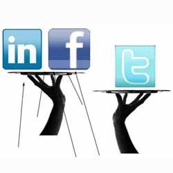 Cambios en la inversión publicitaria: LinkedIn podría estar aplastando a Twitter