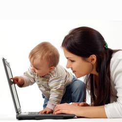 Las madres españolas son las mayores compradoras online de Europa