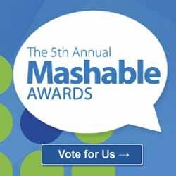 Coca-Cola, Facebook y Spotify, entre los premiados por los lectores de Mashable