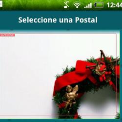 Atrás quedan las cartas y los SMS: esta Navidad se felicita por aplicaciones móviles