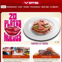 VIPS estrena página web como parte de su renovación de imagen