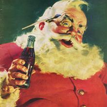 Coca-Cola celebra sus 80 años de publicidad navideña